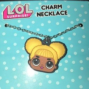 New LOL charm necklace